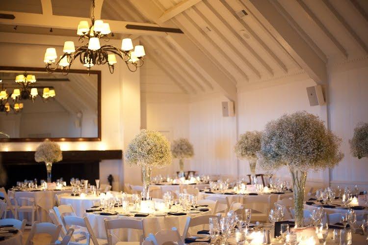 Babies Breath Centerpieceaugust Weddingwedding Wisheswedding Thingswedding Stuffyacht Clubevent Venuesreception Ideaswedding Reception