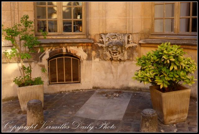 Hôtel de la guerre Versailles