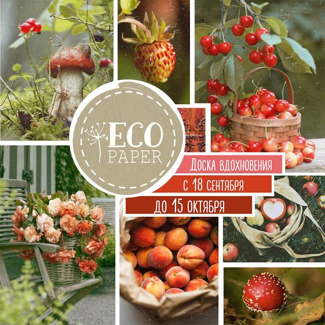 ECO Paper дошка верасня
