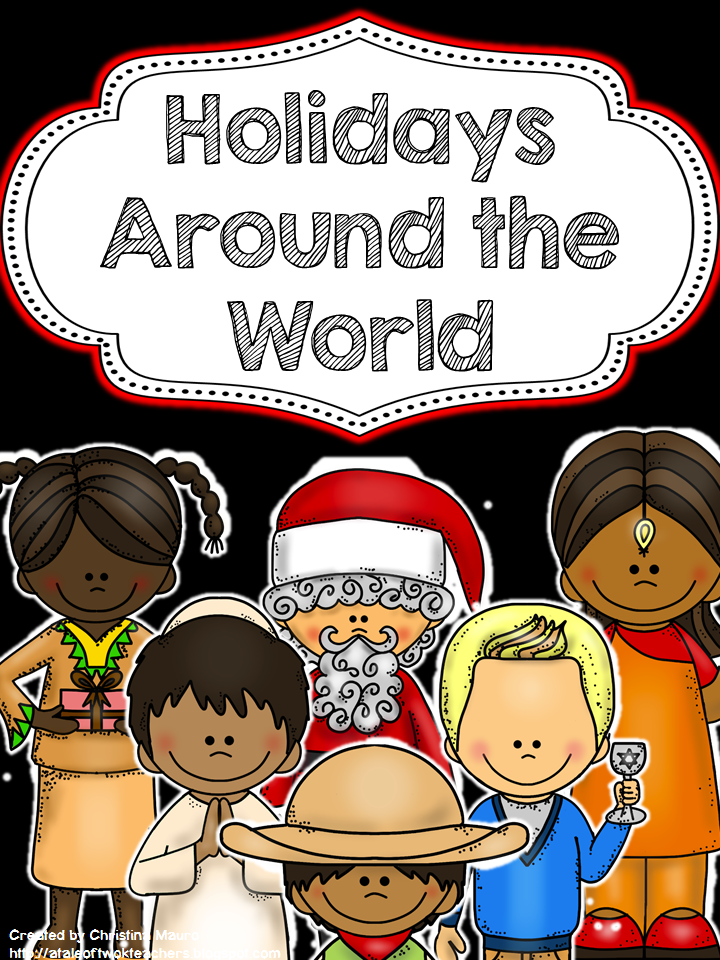 http://www.teacherspayteachers.com/Product/Holidays-Around-the-World-Posters-and-Printables-967073