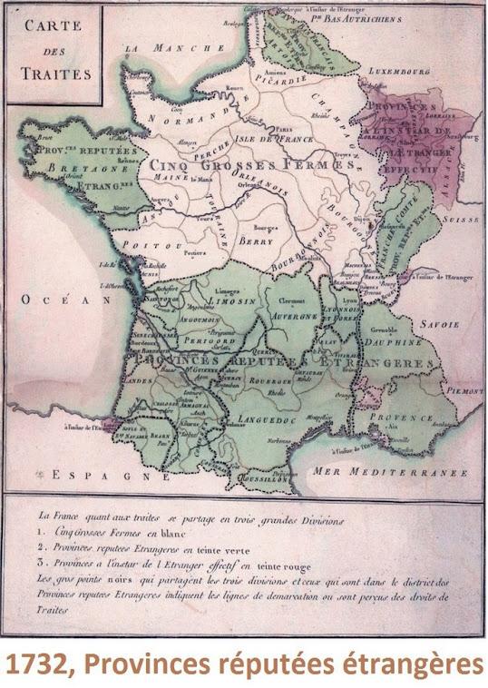 Mapa per ensenhar çò que pensavan los Francs