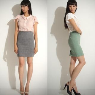 Stylish High Wasted Skirts