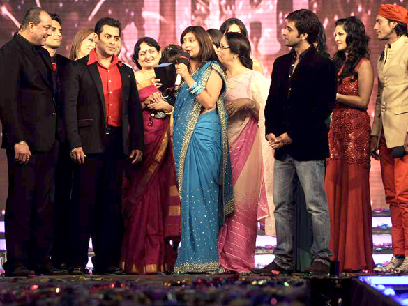 Bigg Boss Season 5 finale Pic1 - Grand finale of 'Bigg Boss Season 5 - Pics