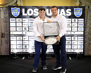 Agasajo a Los Pumas tras la RWC 2015
