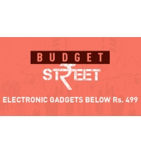 Snapdeal Budget Street Offer :Great Deals Below Rs.499 : BuyToEarn