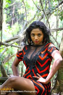 Lakshika Jayawardhana sexy babe