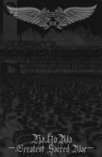 Lebensborn 88 - RaHoWa, Greatest Sacred War [Demo] (2005)