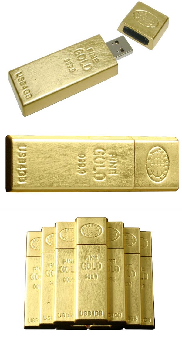 The most expensive thumbdrive in the world 1