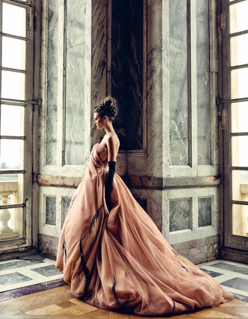 Fashion Inspriration Esprit Dior Haute Couture Cool