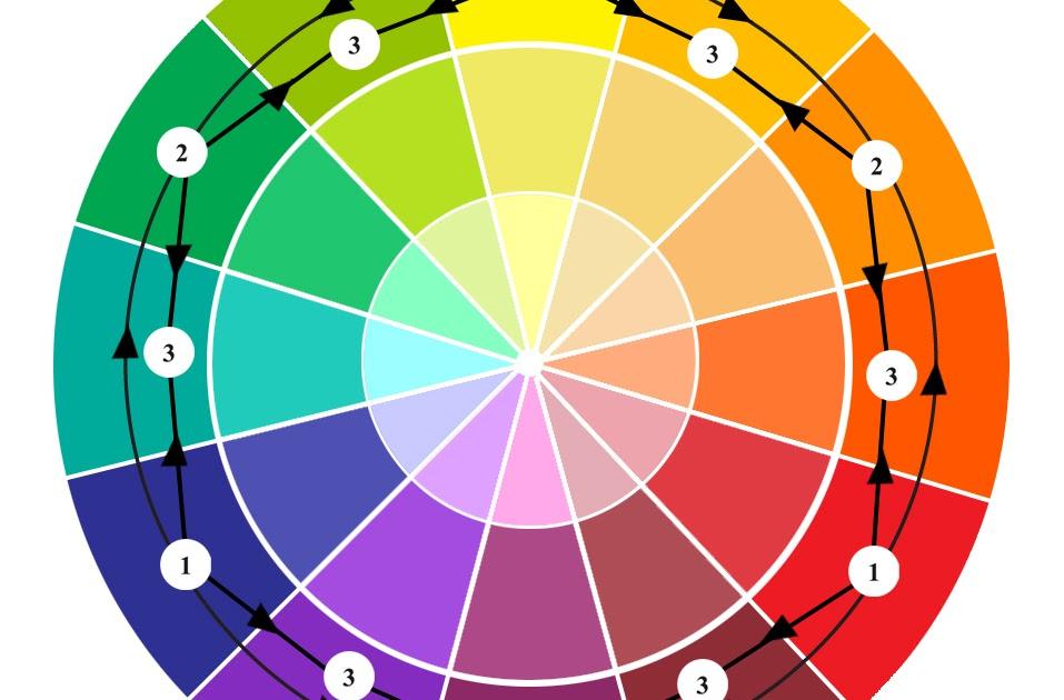 T задавать цвета