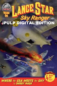 iPulp LANCE STAR: SKY RANGER - Vol.1 #2: Where the Sea Meets the Sky by Bobby Nash