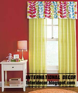 Curtain designs for living room curtains home design ideas - Best Curtains Colors For Kids Room Kids Room Curtains