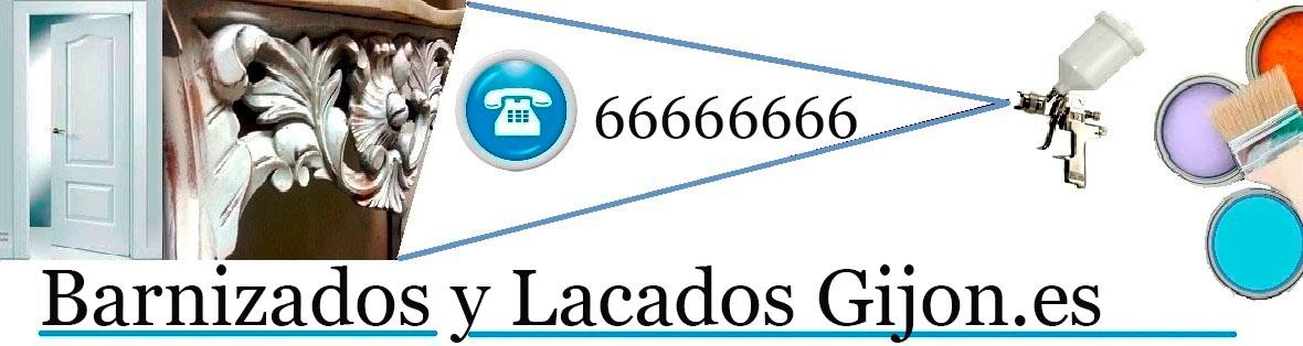 BARNIZADOS | LACADOS | RESTAURACION MUEBLES GIJON