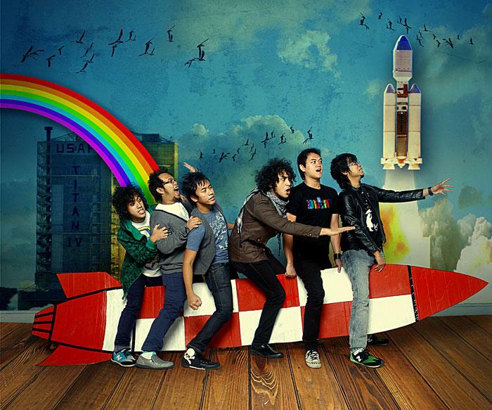 Nidji Band Termahal di Indonesia