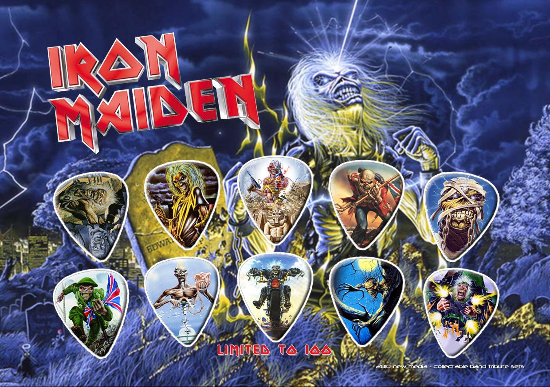 Iron Maiden World Piece Tour 83 Volume Two