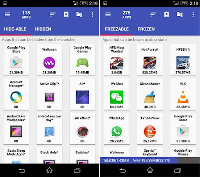 Download AppMgr Pro III (App 2 SD) v3.70 APK