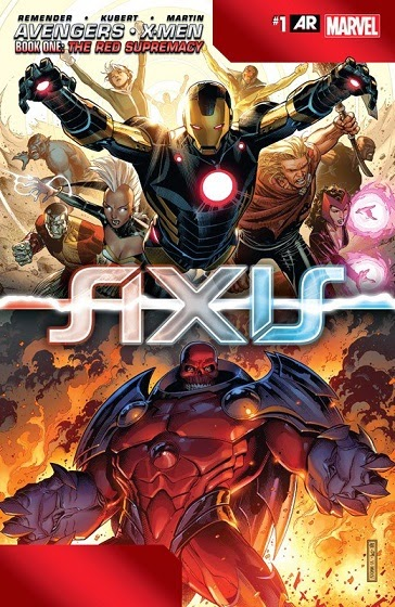 Avengers and X-Men - Axis 001 (2014),download free comic books