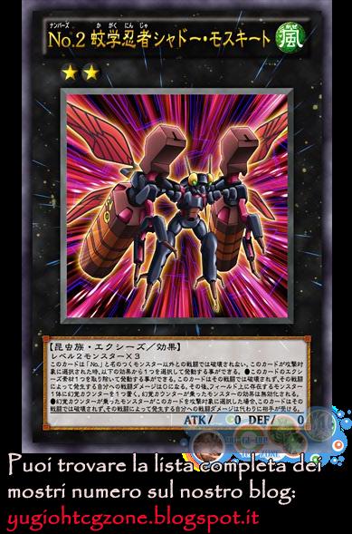 Numero 2: Ninja Zanzara Ombra - Number 2: Shadow Mosquito Ninja