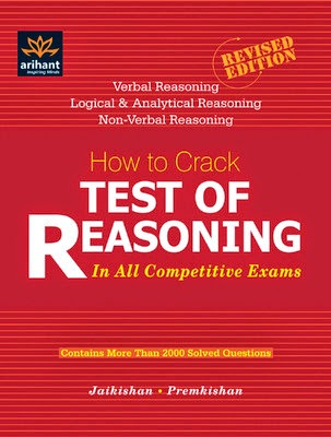 Logical Reasoning Book for SBI PO 2014