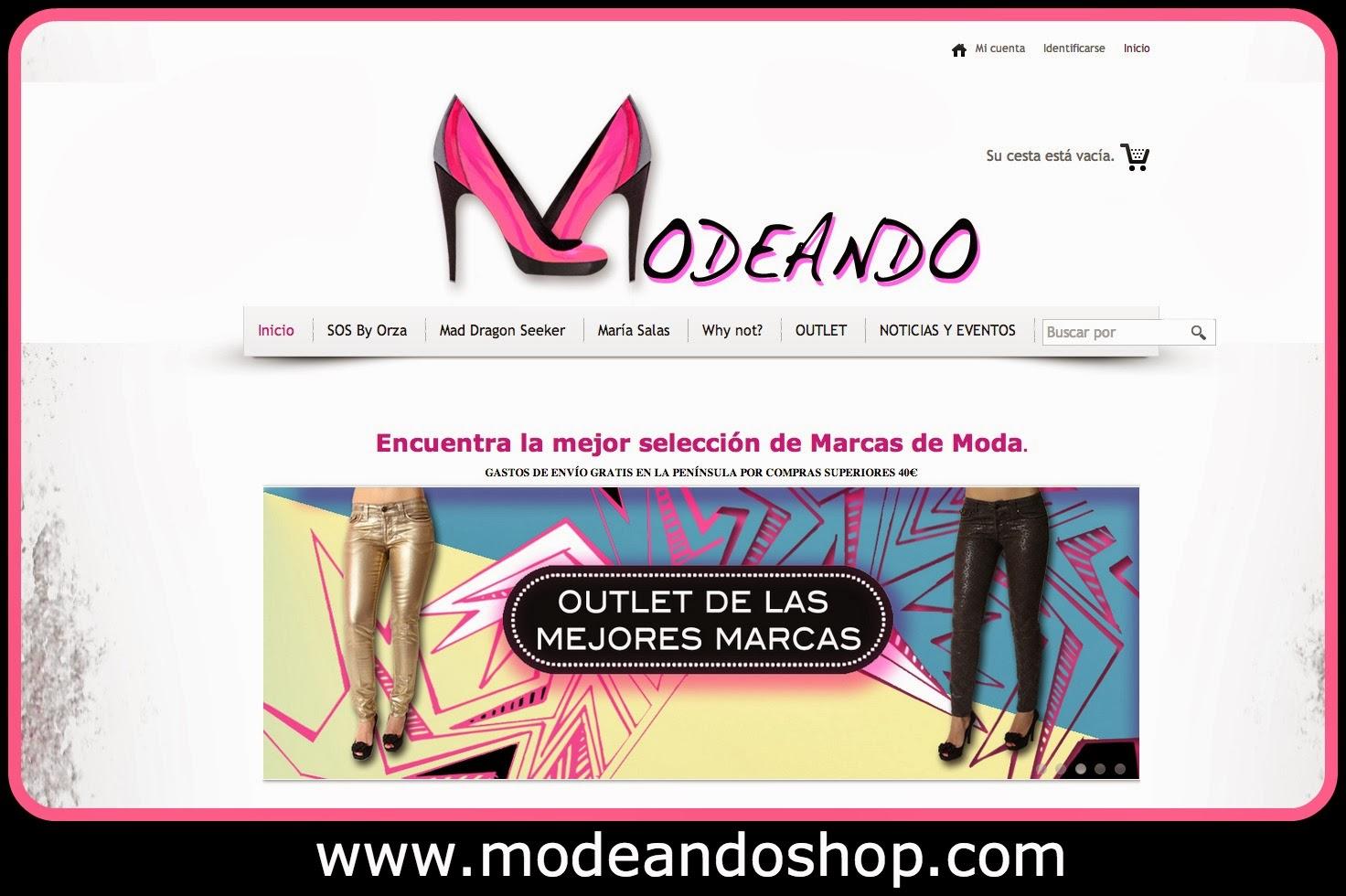 Tienda online de marcas internacionales. SOS by Orza, Mad dragon Seeker, Maria Salas