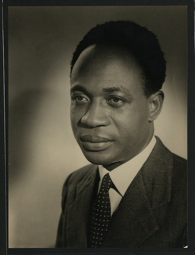 short biography of the first prime minister of ghana