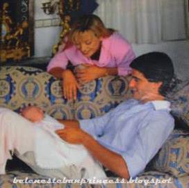 joven belen esteban pareja jesulin hija hola