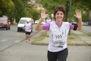 Con un maratón, los salteños le dijeron no a la violencia de género