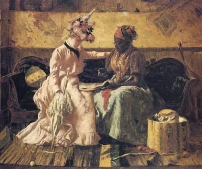Ла Мадама духи Худу