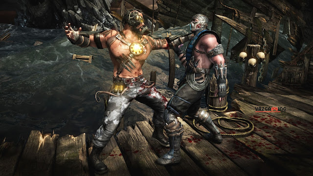 Mortal Kombat X Gameplay 3
