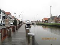 Kanaal Plassendale-Nieuwpoort in Leffinge