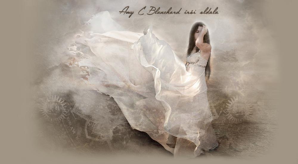 Amy C. Blanchard írói oldala