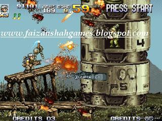 Metal slug 4 free download