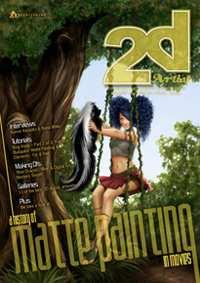2DArtist Magazine Issue 007 July 2006