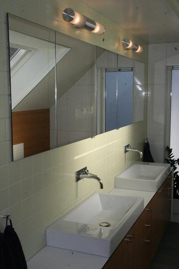Badet - 16 deilige kvadratmeter med bad
