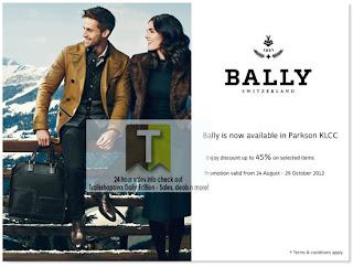 Bally Switzerland Sale 2012