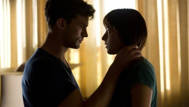 Habrá segunda y tercera parte de 'Cincuenta sombras de Grey'. Christian Grey y Anastasia Steele en un fotograma de la película. MÁS CINE. Making Of. Noticias