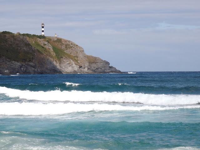 Cabo de San Andrés. Navia