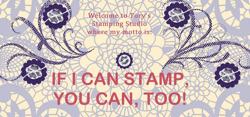 If I can stamp, you can, too!