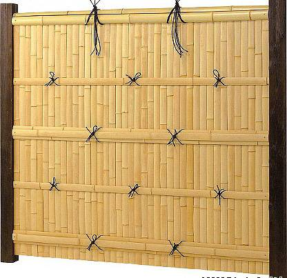 Bamboo Privacy Fence4