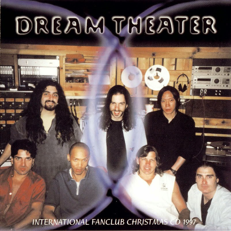 Fotografia de Dream Theater-Falling into Infinity era