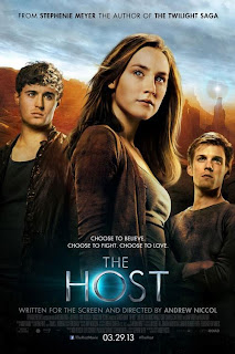 poster la huesped the host stephenie meyer