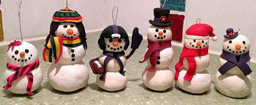 1000  images about Sculpey Christmas Projects on Pinterest ...