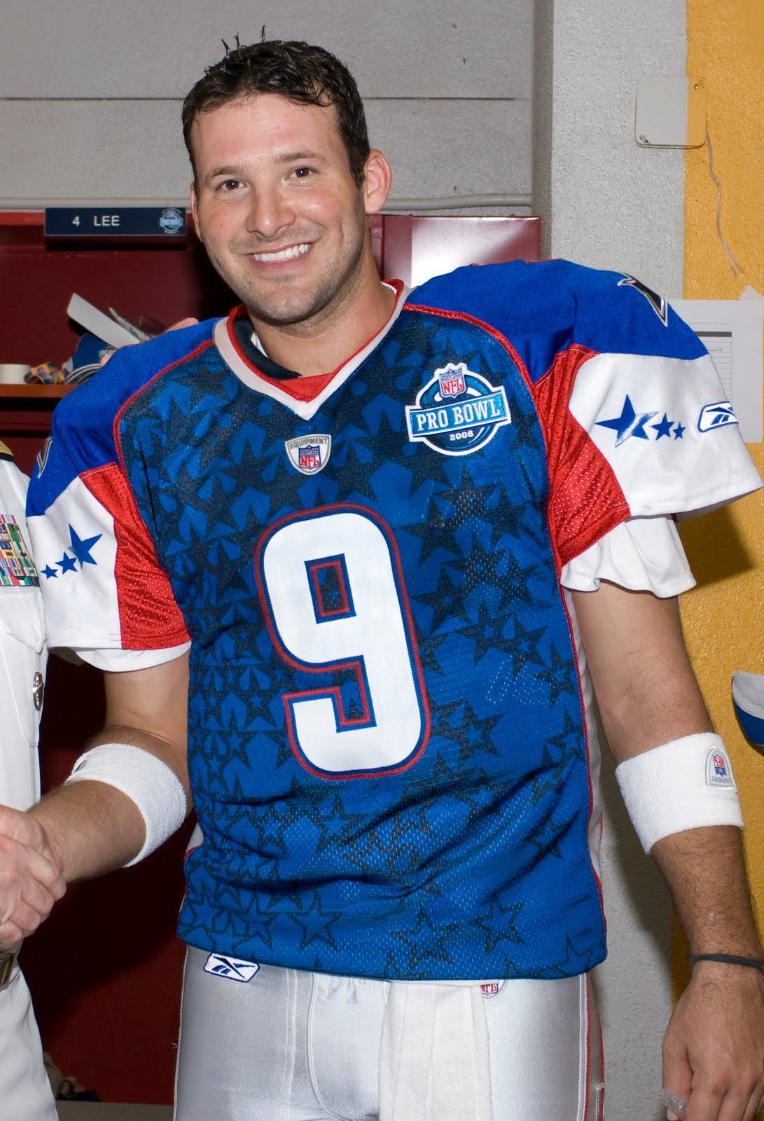 Tony Romo of the Dallas Cowboys