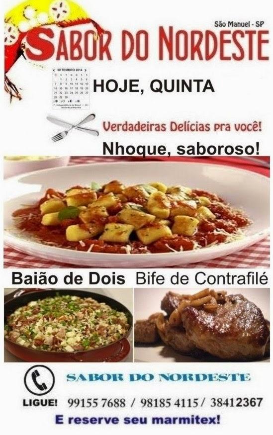 A MELHOR COMIDA CASEIRA DE SÃO MANUEL!!!