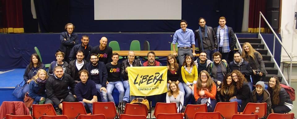 """Presidio stabiese di Libera """"A.Vallefuoco, R.Flaminio, S.De Falco"""""""