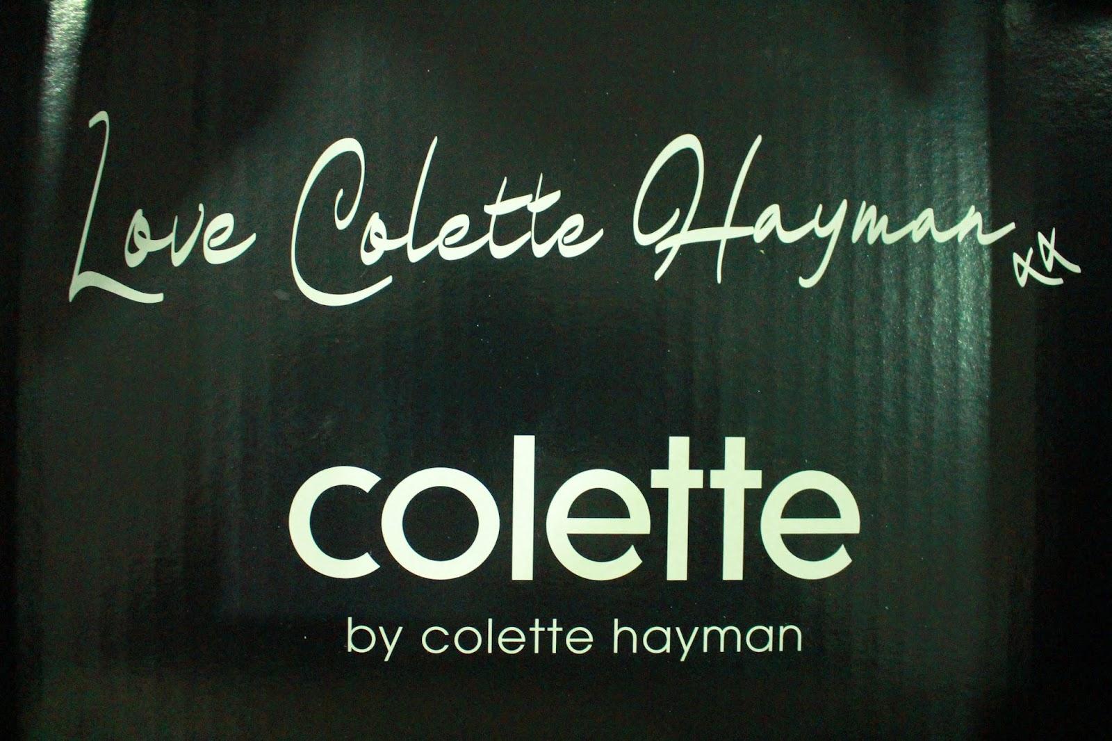 Colette Hayman Online Order/Haul