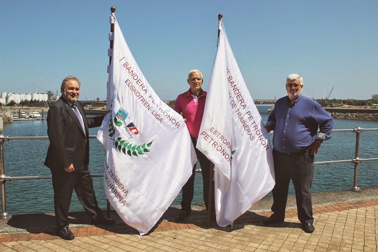 Presentación de la XXXI Bandera Petronor
