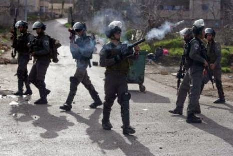IOF Kills Palestinians in West Bank and Negev