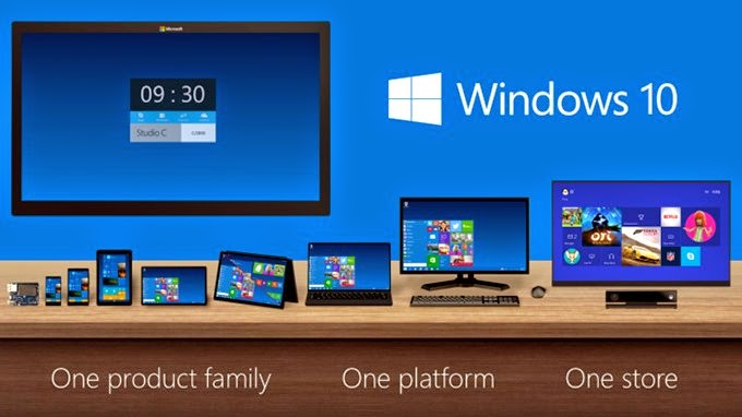 Windows 10 Preview now available to download