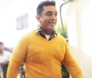 Kamal Hassan Vishwaroobham Cannes